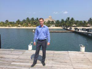 Stanislav Shamayev on medical marijuana mission in Belize
